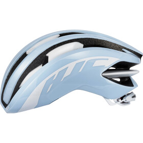 HJC IBEX Road Helm gloss pale blue